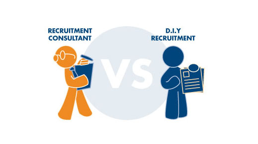 Recruitment Consultant Vs D.I.Y. Recruitment