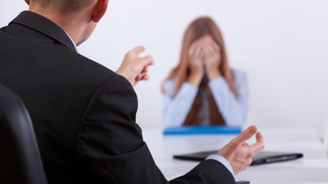 The impact of bullying in the workplace