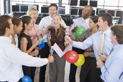 The top five ways to show appreciation to your employees
